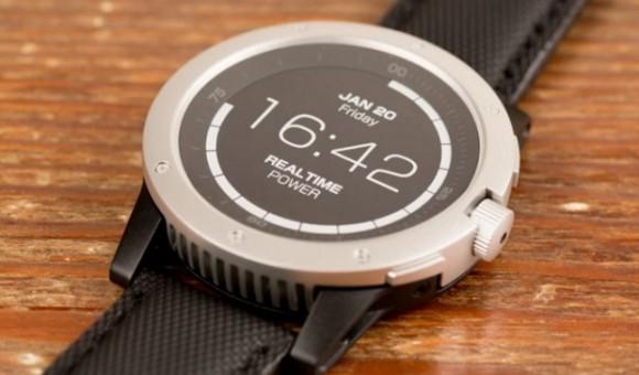 MATRIX PowerWatch - смарт-часы, которые не нужно заряжать - главное фото