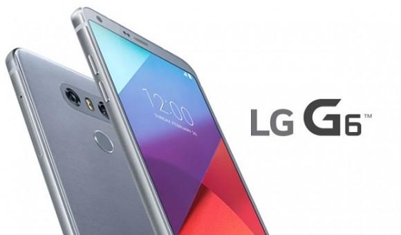 MWC 2017. компания LG официально представила свой новый флагман G6