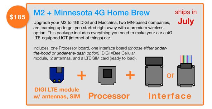 Macchina - универсальный инструмент для диагностики вашего автомобиля – комплект 8
