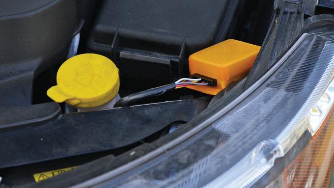 Macchina - универсальный инструмент для диагностики вашего автомобиля - подключение