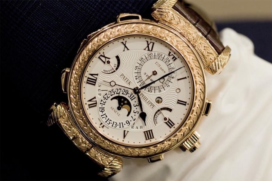 6a54cbe7 Механические часы с автоподзаводом как правильно заводить – Часы Patek  Philippe