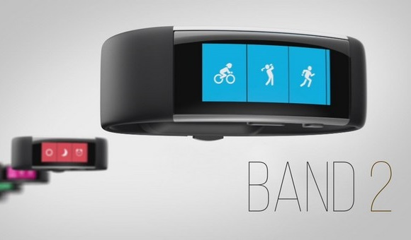 Microsoft Band 2 получил поддержку кириллических символов - главное фото