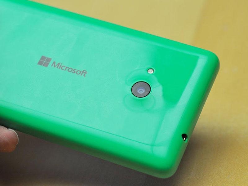 Microsoft Lumia 535-Живые фото