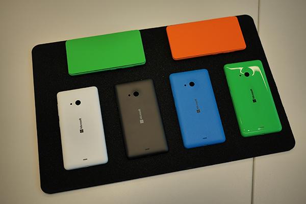 Microsoft Lumia 535-Расцветки