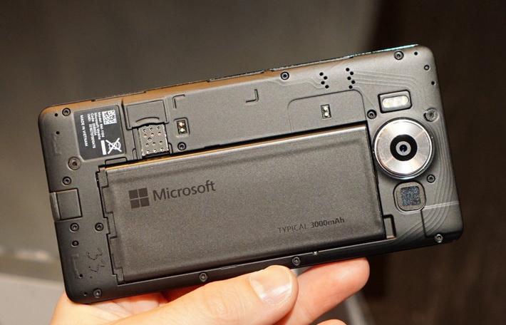 Microsoft Lumia 950-Аккумулятор