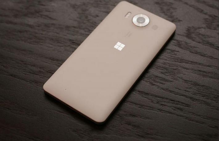 Microsoft Lumia 950-Задняя сторона