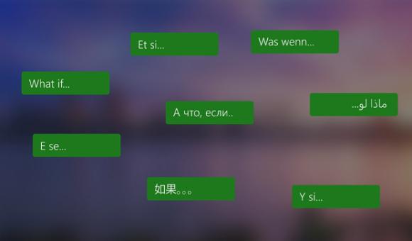 Microsoft Translator теперь умеет переводить многоязычные беседы