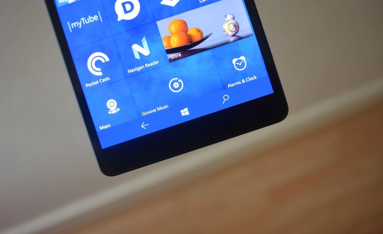 Microsoft Windows 10 Groove Music