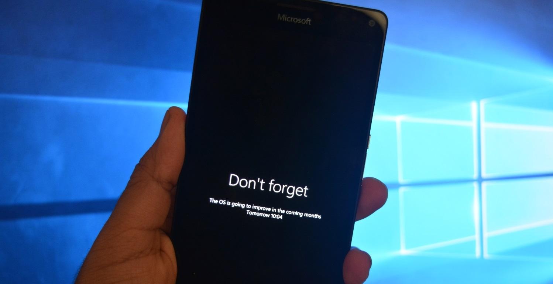 Microsoft Windows 10 обновления