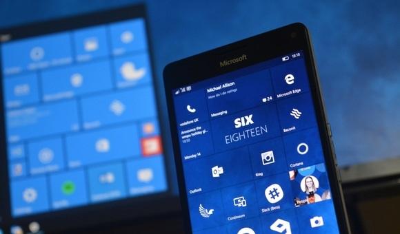 Microsoft Windows 10 заглавное изображение