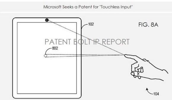 Microsoft запатентовала Kinect для смартфонов