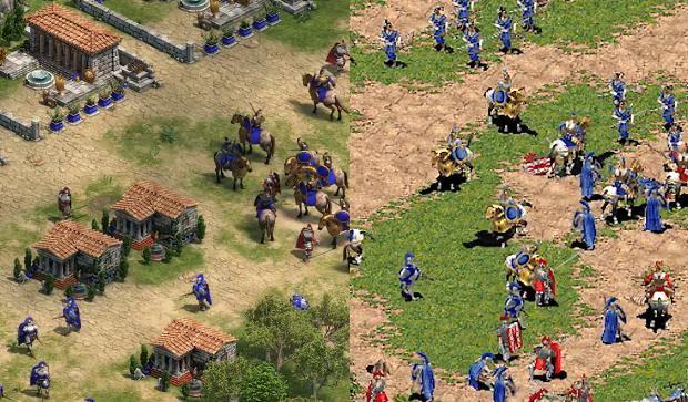 Microsoft выпустит оригинальную версию игры Age of Empires в 4К