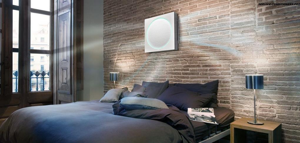Микроклимат в помещении-спальня