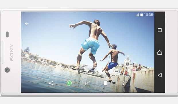 Обзор Sony Xperia L1: стабильное качество по доступной цене