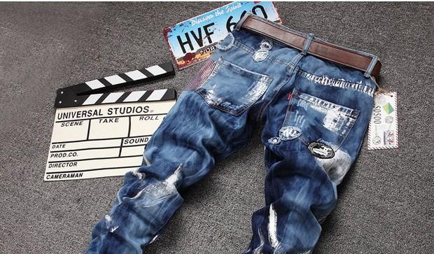 Модный ликбез: как создают различные эффекты на джинсах