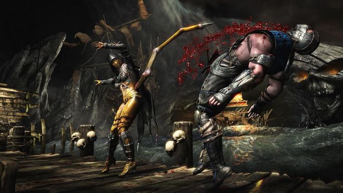 Mortal Kombat X- Скриншот