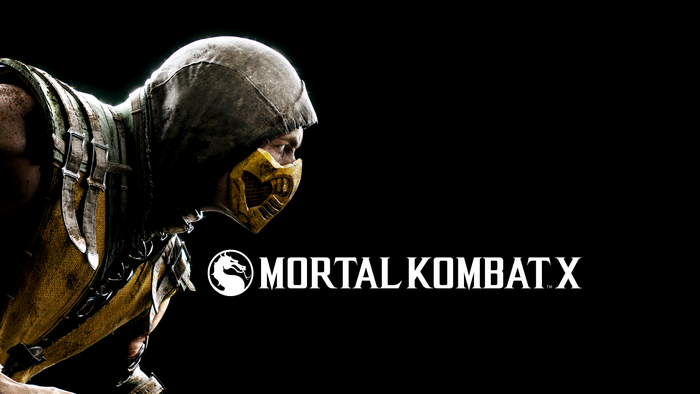 Mortal Kombat X-логотип