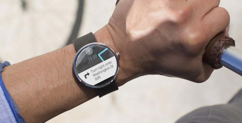 Moto 360-SMART-часы