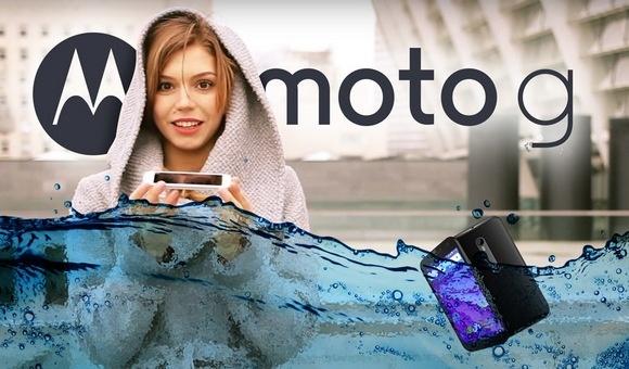 Видео-обзор смартфона Motorola Moto G (3Gen)
