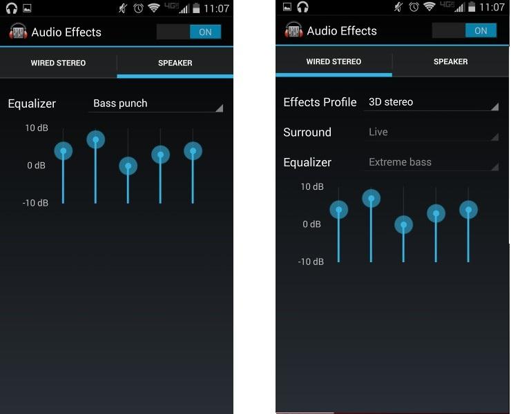 Motorola DROID Turbo - музыкальный проигрыватель