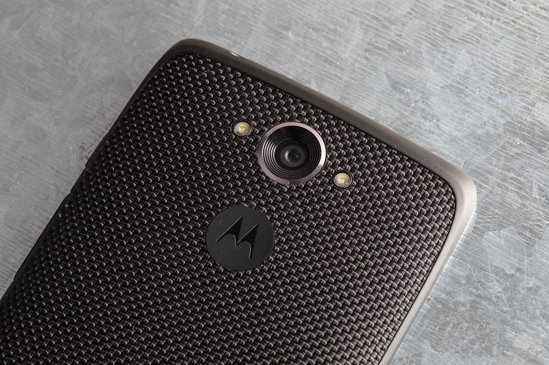 Motorola DROID Turbo - основная камера