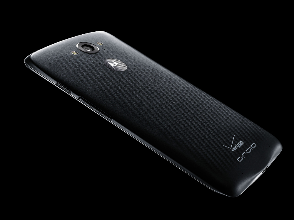 Motorola DROID Turbo - задняя панель