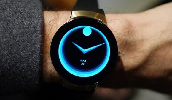 Movado разрабатывает «умные» часы Connect на базе Android Wear 2.0