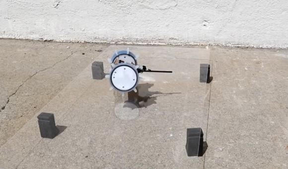 NASA показало робота, предназначенного для поиска инопланетной жизни