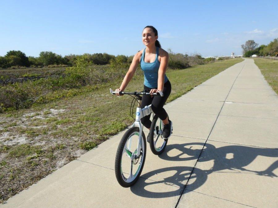 На Kickstarter собирают деньги на велосипед без цепи – фото 1