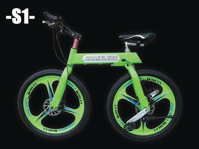 На Kickstarter собирают деньги на велосипед без цепи – фото 2