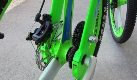 На Kickstarter собирают деньги на велосипед без цепи