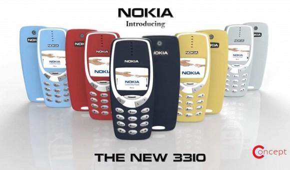 На MWC 2017 будет представлена обновленная Nokia 3310