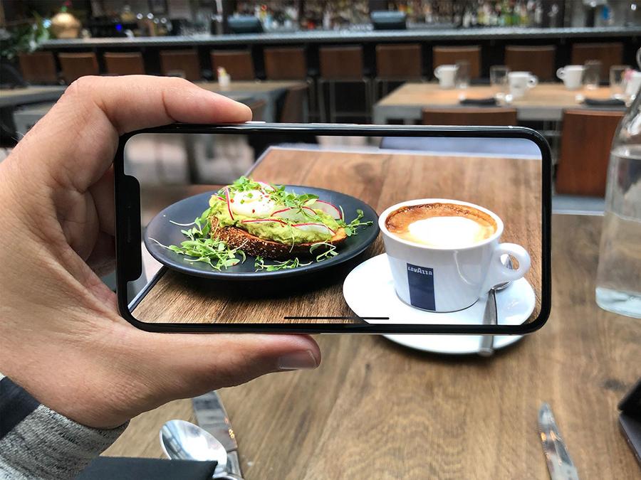 Камера в iPhone X