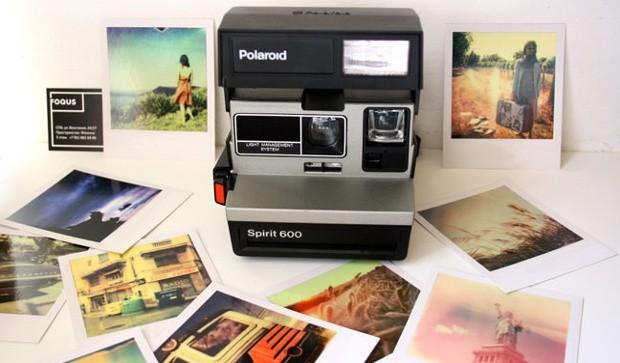 Наследие Polaroid: фотоаппараты с функцией мгновенной печати