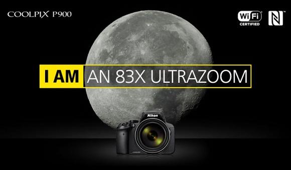 Компания Nikon выпустила фотоаппарат с рекордным 83х зумом