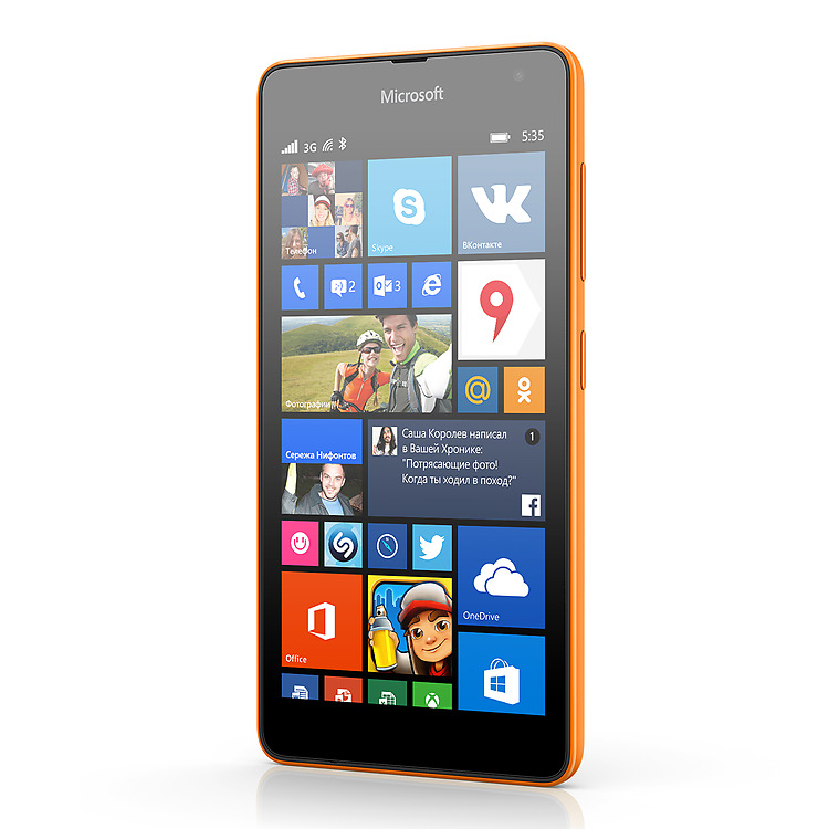 Nokia Lumia 535-Windows Phone