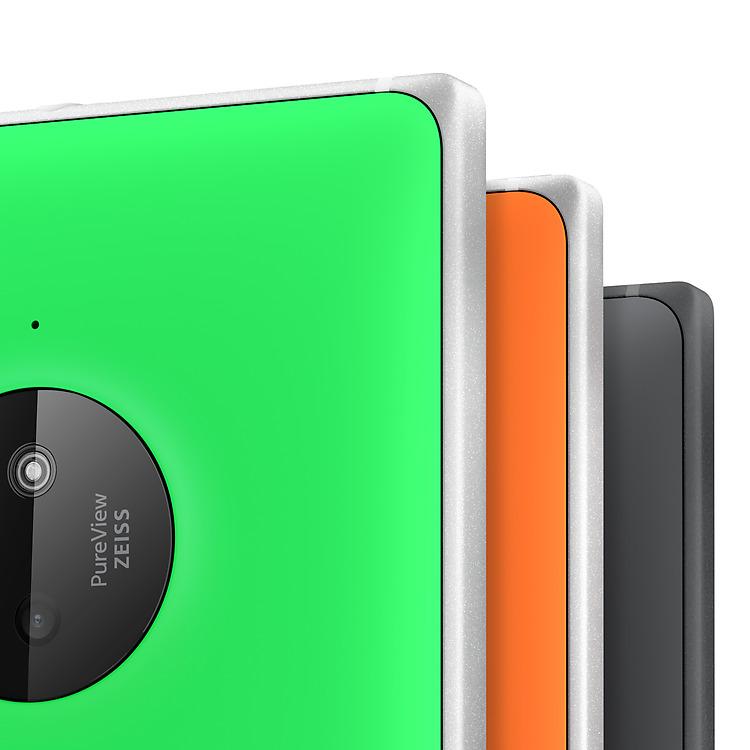 Nokia Lumia 830 - цвета