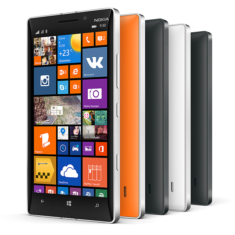 Nokia Lumia 930 - главное фото
