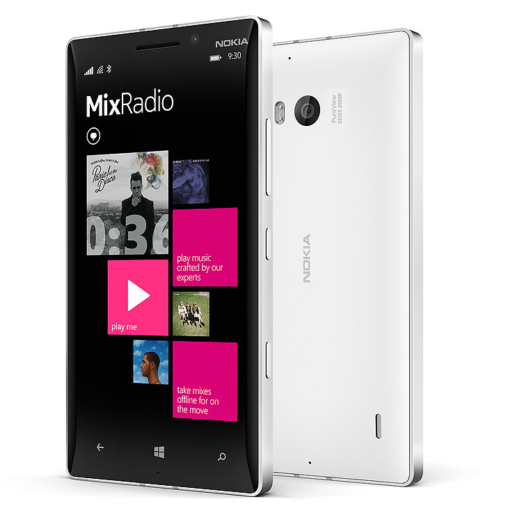 Nokia Lumia 930 - общий вид