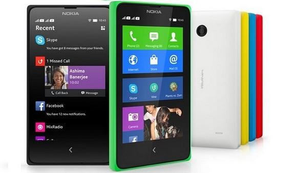Nokia X: первое обновление
