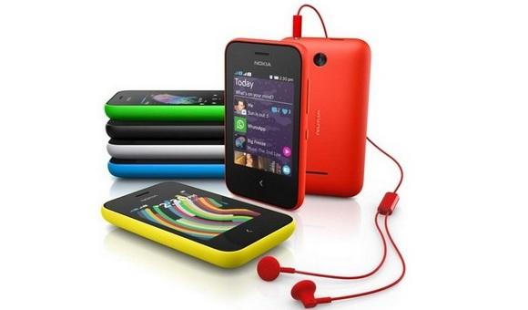 Официальный анонс ультрабюджетных телефонов Nokia 220 и Nokia Asha 230 с MWC-2014