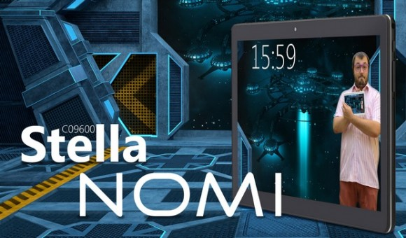 Видео-обзор планшета Nomi C09600 Stella