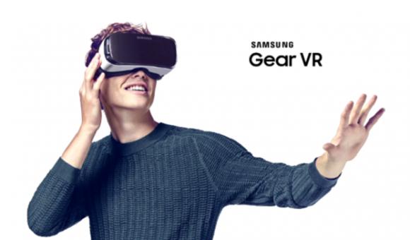 Новая система Samsung Gear VR для Galaxy S8 получит выделенный контроллер
