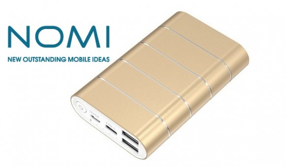 Новинки в АЛЛО – универсальные мобильные батареи от Nomi – Главное фото