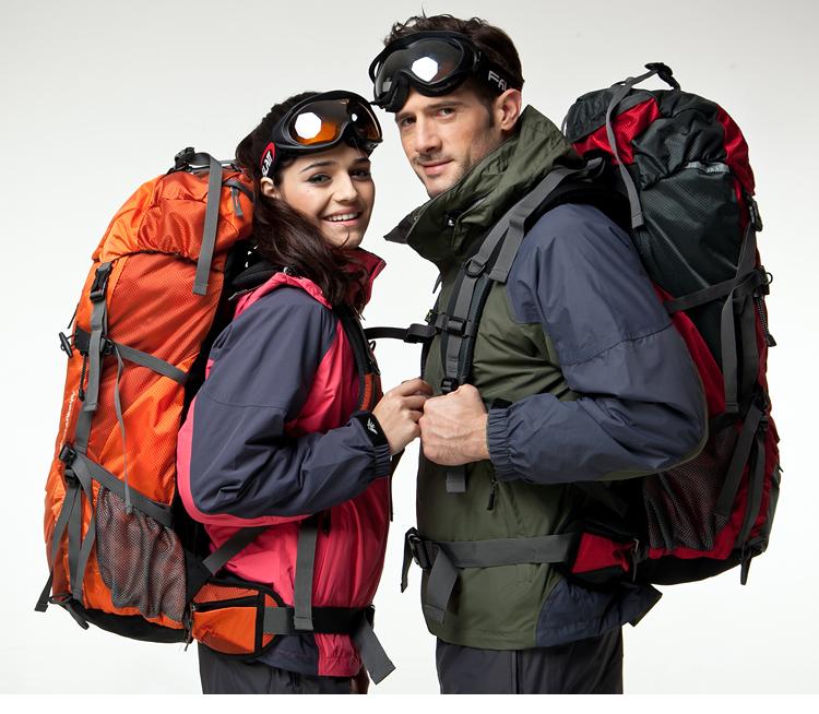 Объем-туристического рюкзака