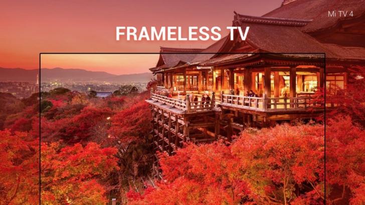 Обзор Xiaomi Mi TV 4 ультратонкий модульный телевизор – Безрамочный дизайн