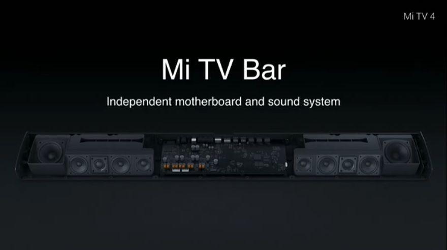 Обзор Xiaomi Mi TV 4 ультратонкий модульный телевизор – Mi TV Bar