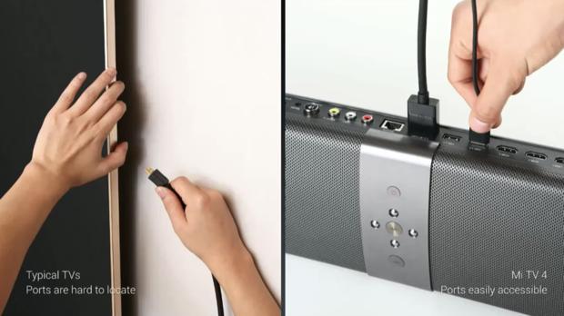 Обзор Xiaomi Mi TV 4 ультратонкий модульный телевизор – Подключение в обычном и модульном телевизоре
