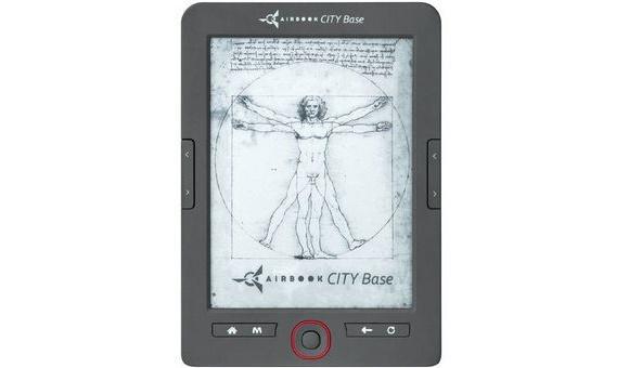 Обзор электронной книги AirBook City Base - главное фото
