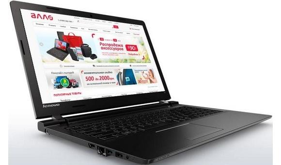 Обзор ноутбука Lenovo IdeaPad 100-15 (80MJ003YUA) - главное фото